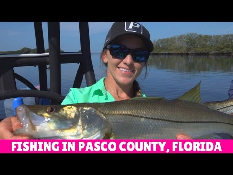 Florida Travel: Fishing Pasco County, Dining At Whiskey River