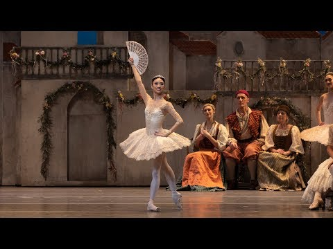 Don Quixote – Act III Kitri Variation (Akane Takada, The Royal Ballet)
