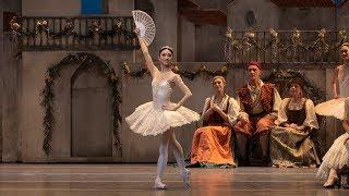 Don Quixote – Act III Kitri Variation (Akane Takada, The Royal Ballet)