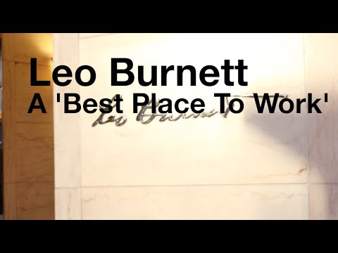 Leo Burnett – A 'Best Place to Work'