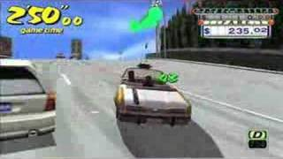 Crazy Taxi : Fare Wars