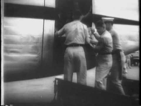 Nuclear Navy. First Polaris A-Sub Sails On Ocean Patrol 1960 Newsreel