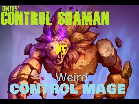 RoS] Control Fatigue Value Shaman *UPDATED* - Hearthstone Decks
