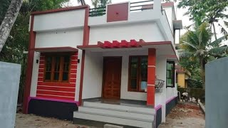 700 Sq Ft 2 Bhk 10 Lack House And Plan