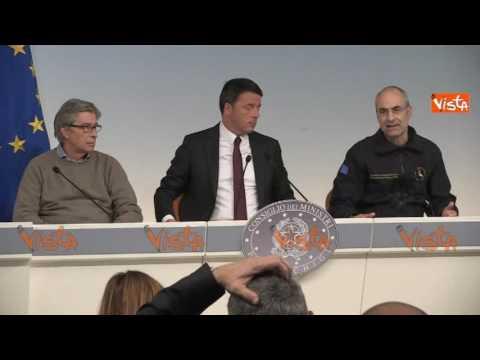 """Curcio: """"La ricostruzione non verrà rallentata dalle nuove scosse"""""""