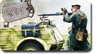 Project Reality World War 2 - Обзор, как скачать?! Военный симулятор на ПК.