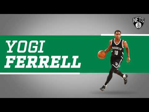 Nets Call-Up Yogi Ferrell Scores First Career NBA Points