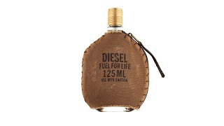 "DIESEL ""FUEL FOR LIFE"" Fragrance Review"