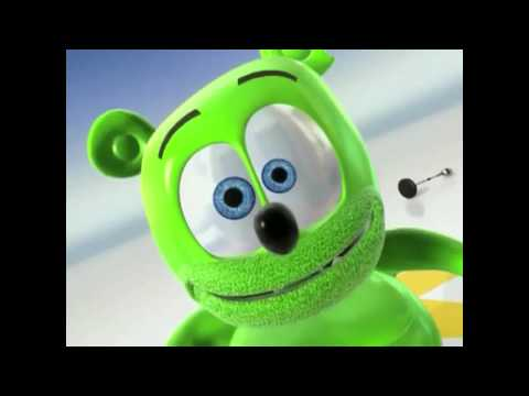 YouTube          I Am A Gummy Bear the Gummy Bear Song Full CD version with video! HD