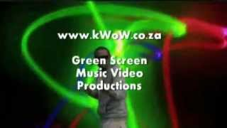 Music Video Productions South Africa | Johannesburg | Pretoria Green Screen