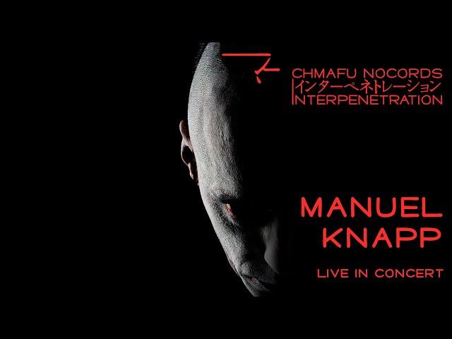 Manuel Knapp @ Interpenetration 1.8.2