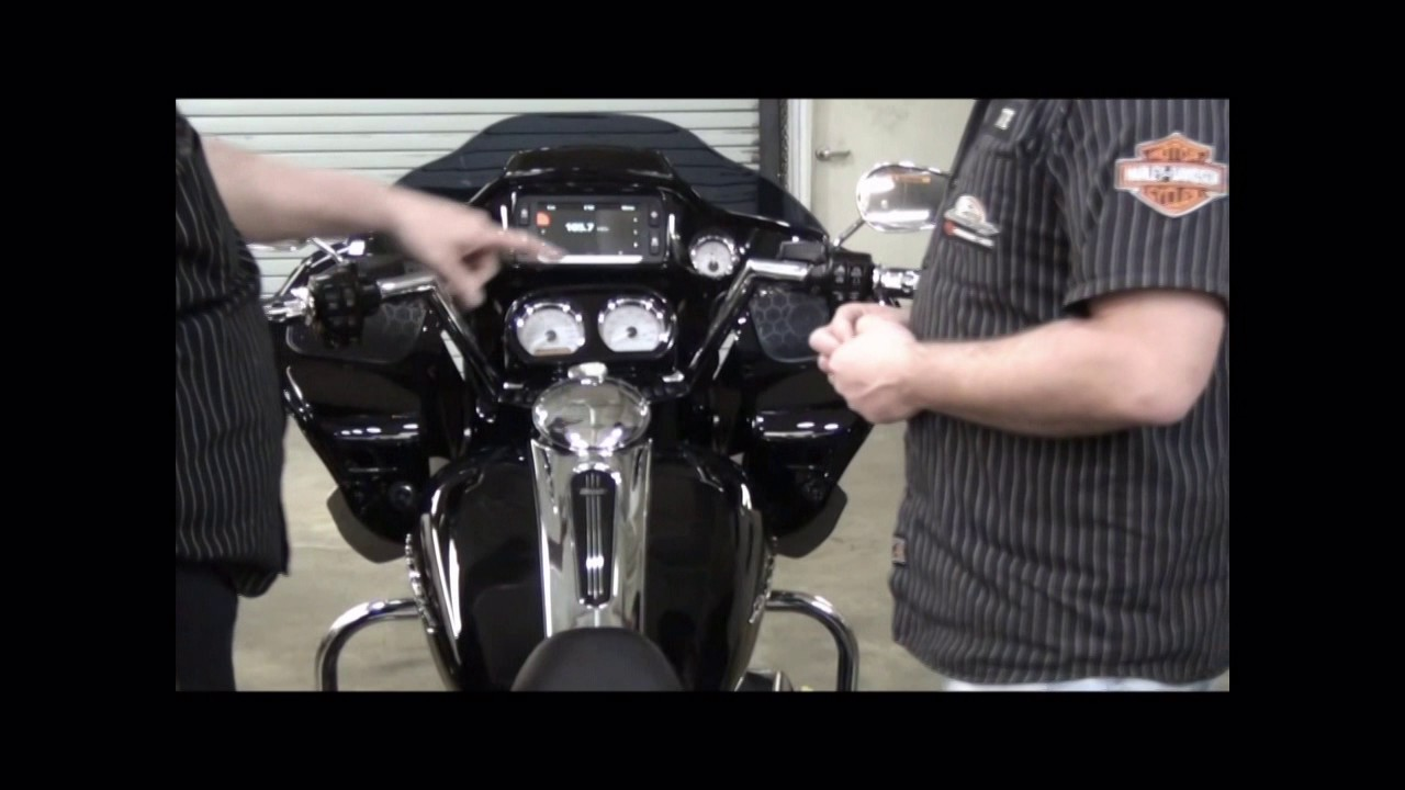 hight resolution of how to check and update your hd infotainment radio system harley davidson