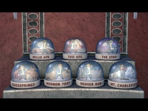Fallout: New Vegas - All Snow Globes (LOCATIONS)