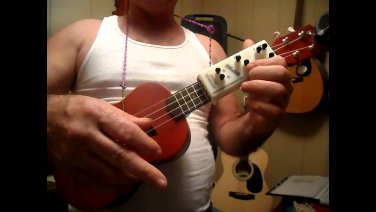 Ukulele Chord Changer How To Play If Your Happy And You Know It