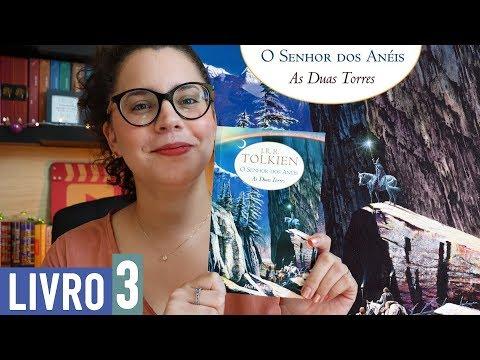 o-senhor-dos-anÉis:-as-duas-torres-(livro-3)-projeto-de-leitura-|-book-addict