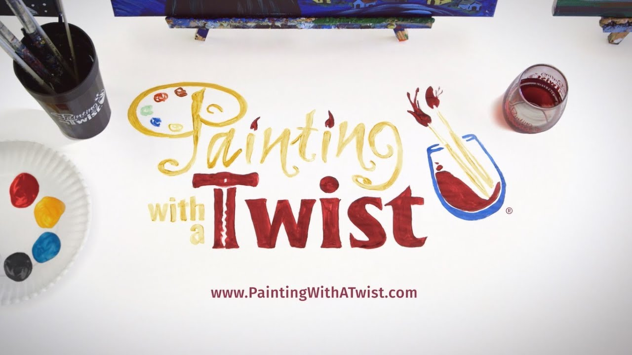 What Is Painting With A Twist Youtube