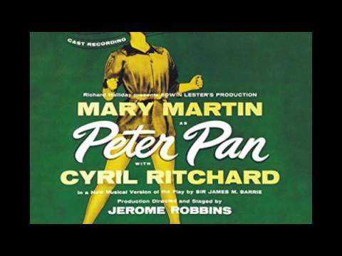 Peter Pan 1954 Musical Full Undersore - Soliloquy (Before Hook's Waltz)