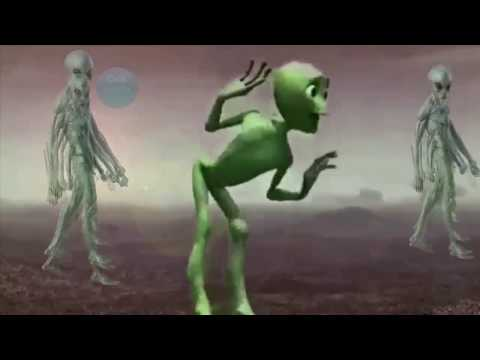 The Most Viral song Alien Dance