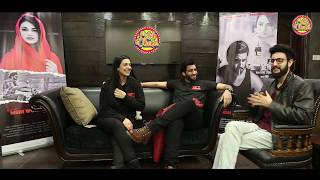 Agha Ali and Sarah Khan Exclusively on Celebdhaba | Mein Wohi Aashiq