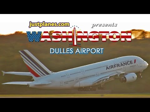 WASHINGTON DULLES by justplanes.com