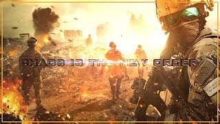 Chaos is the New Order (Dark Military Middle East Cinematic Industrial)