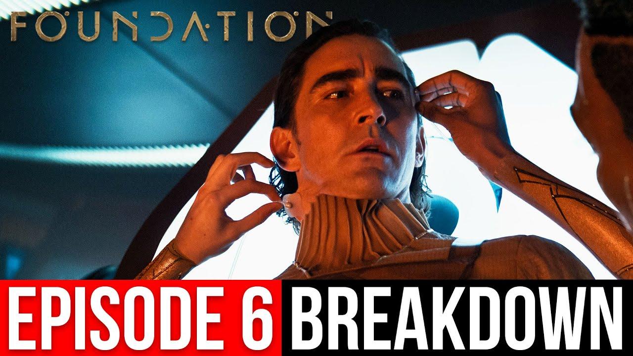 Foundation Season 1 Episode 6 Breakdown | Recap & Review