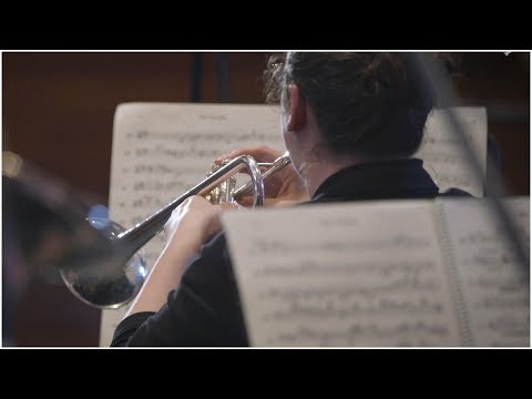 West Side Story - Somewhere (Boston Conservatory Brass Ensemble)