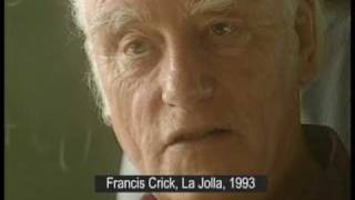 Biologist Francis Crick remembers his early interest in science... by Christopher Sykes