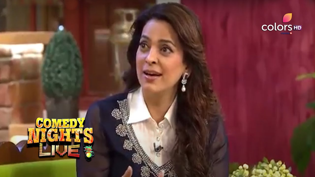 Comedy Night Live | Juhi Is Lilly Tabu Is Louie