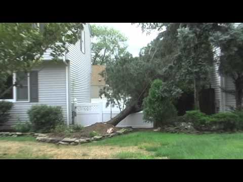 Hurricane Irene: The Aftermath (Middlesex, NJ & Bound Brook, NJ)