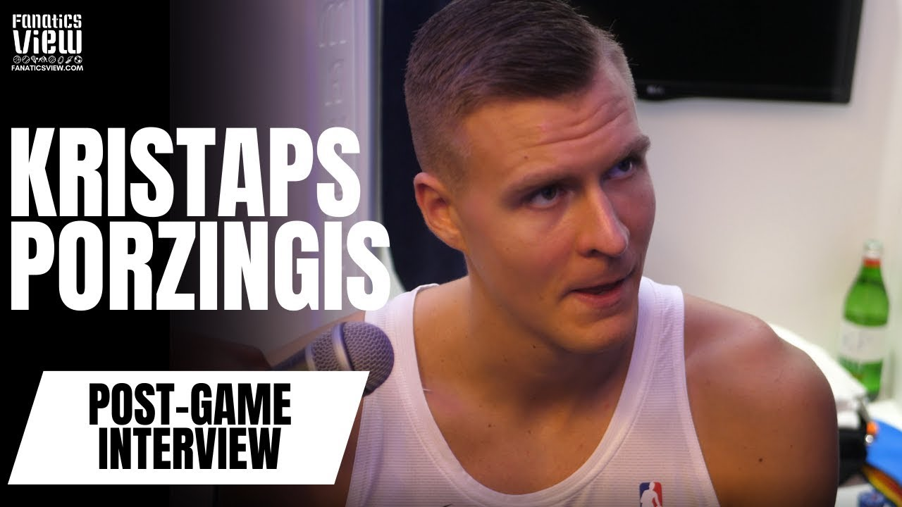 Mavericks F Porzingis expects to play Tuesday