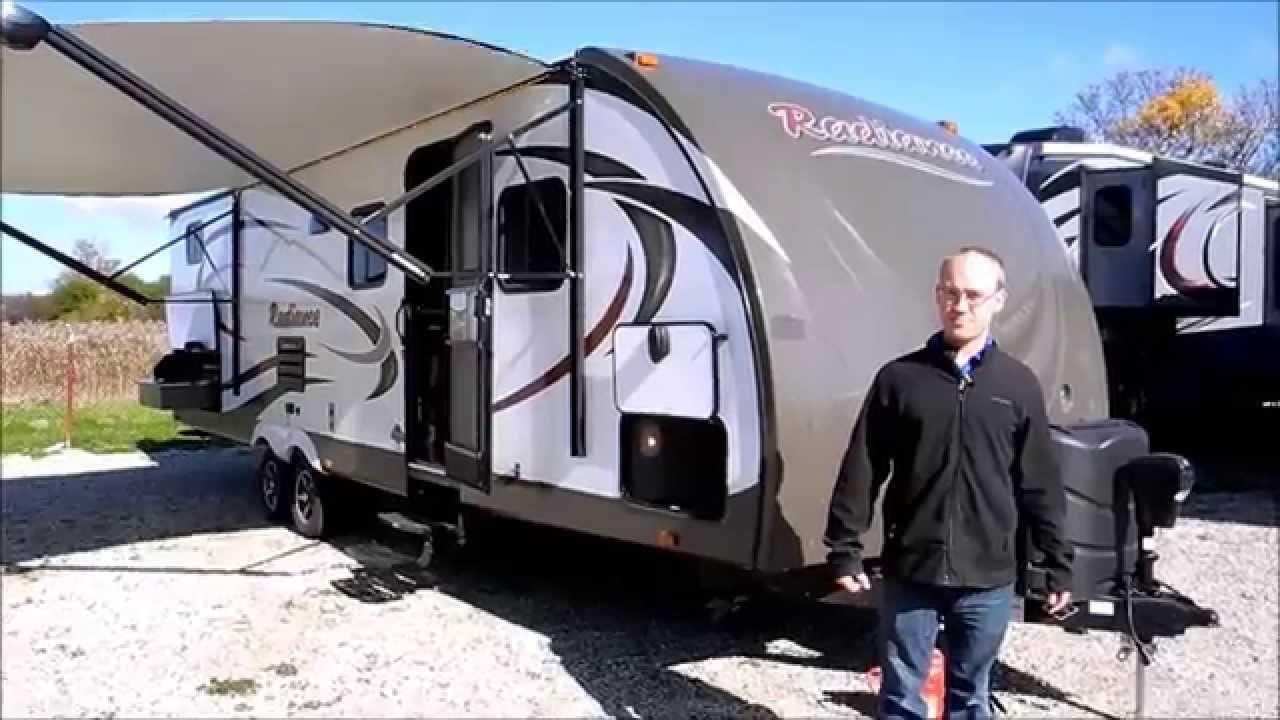 New 2015 Cruiser Rv Radiance 28qbss Camper Travel Trailer