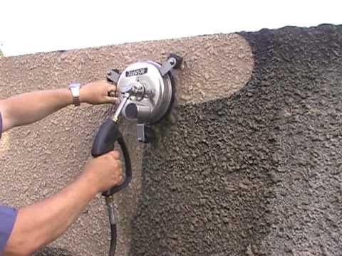 cloche murale de nettoyage youtube. Black Bedroom Furniture Sets. Home Design Ideas
