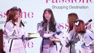 เซอร์ไพร์สวันเกิดเจ้าสลอธ Jane BNK48【PASSiONE 22nd Anniversary】23.03.19