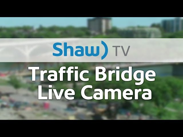 Saskatoon Live Camera - Traffic Bridge / River Landing