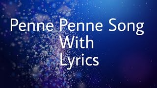 Basheerinte Premalekhanam | Penne Penne Song With Lyrics