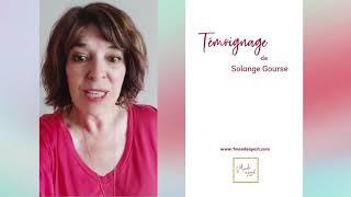 Temoignage de Solange Gourse sur mes shootings photos