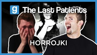 THE LAST PATIENTS | ROJO & URHARA | GARRY