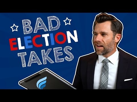 Lawyer Reacts to the Worst Election Takes