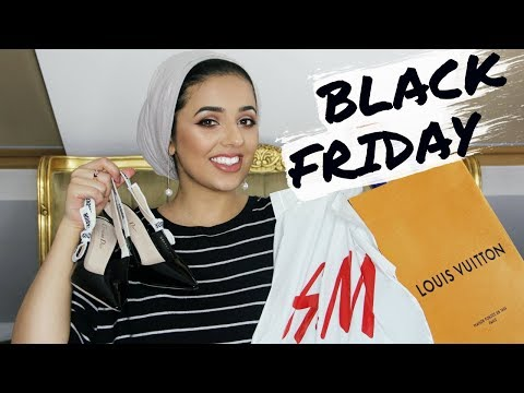 Autumn/Winter Haul (+ Black Friday codes!)