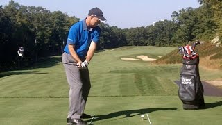 Golf Lessons - Start the Downswing