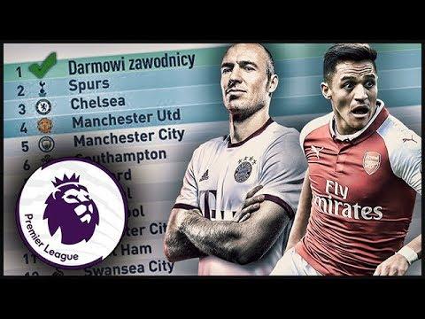 FIFA 18   Czy drużyna darmowych zawodników może wygrać Premier League?