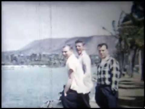 Hawaii 1954 1956