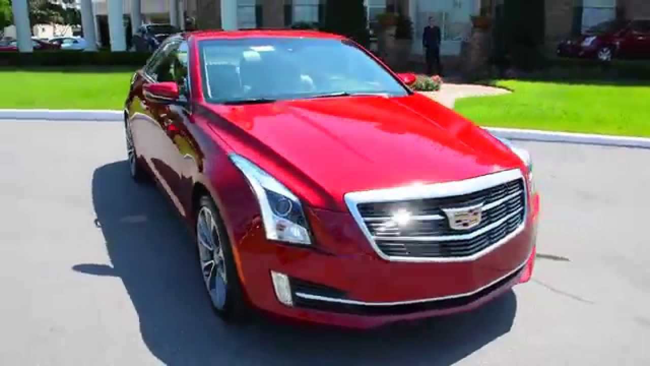 2016 ats coupe walk around youtube. Cars Review. Best American Auto & Cars Review
