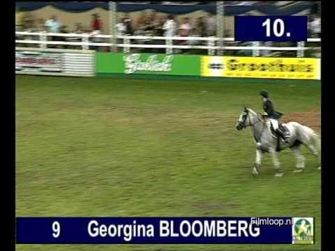 Georgina Bloomberg & Mila