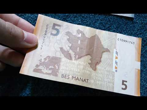#Currency special part 90: Azerbaijani Manat