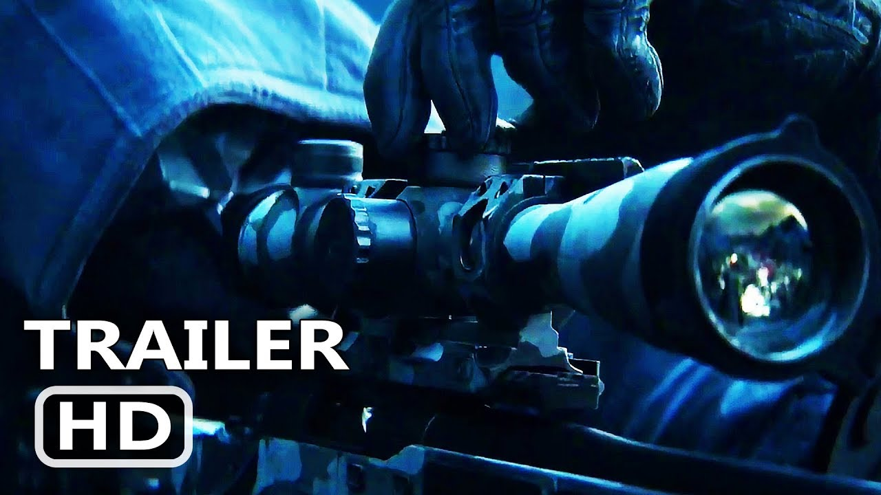 PS4 - Sniper Ghost Warrior Contracts Trailer (2019)