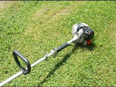 Carburetor Rebuild on ECHO Grass Trimmer Part 2/2