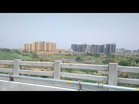 Dwarka Expressway | Magnificent view from Basai ROB | New Gurgaon