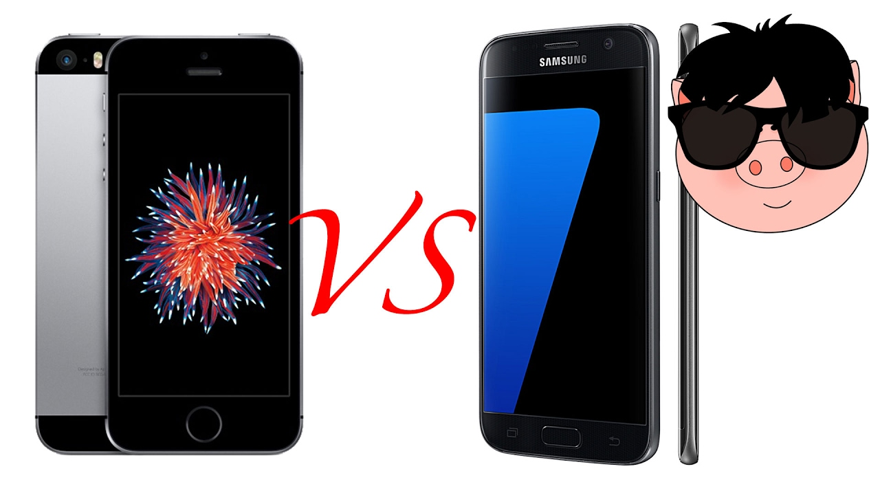 s7   samsung galaxy s7 vs